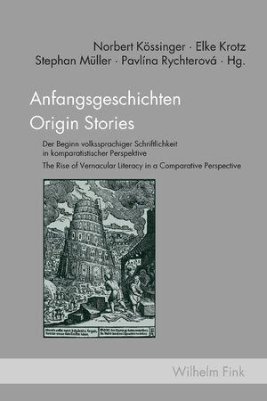 Cover Anfangsgeschichten / Origin Stories