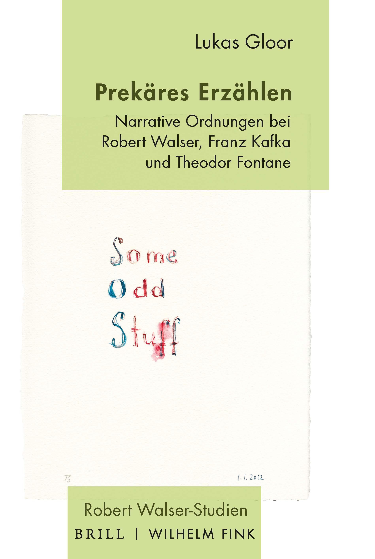 Kapitel 3 Robert Walser Und Die Befreiung Der Narration In Prekares Erzahlen