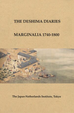 Cover The Deshima Diaries