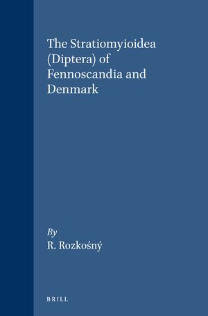 Cover The Stratiomyioidea (Diptera) of Fennoscandia and Denmark