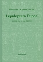 Cover Lepidoptera Pupae. Central European Species (2 vols.)