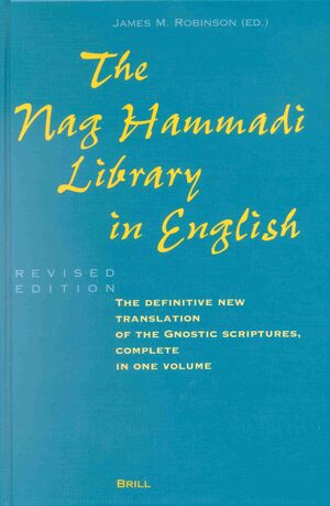 Cover The Nag Hammadi Library in English