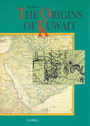 Cover The Origins of Kuwait