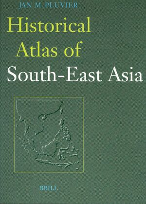 Cover Historical Atlas of South-East Asia