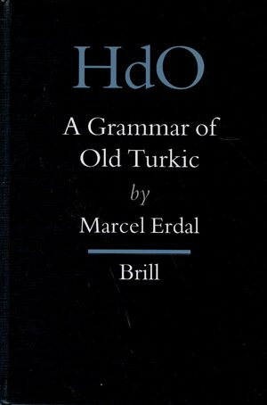 Cover A Grammar of Old Turkic