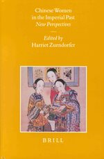 Cover Chinese Women in the Imperial Past