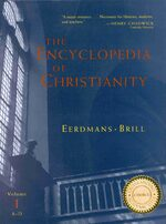 Cover The Encyclopedia of Christianity, Volume 1 (A-D)