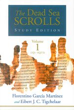 Cover The Dead Sea Scrolls Study Edition (2 vols.)