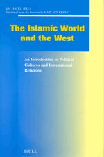 Cover The Islamic World and the West
