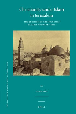 Cover Christianity under Islam in Jerusalem