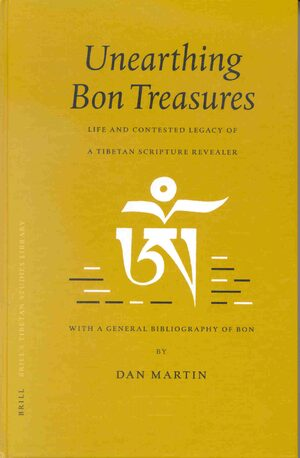Cover Unearthing Bon Treasures