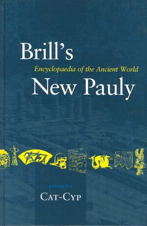 Cover Brill's New Pauly, Antiquity, Volume 3 (Cat - Cyp)