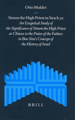 Cover Simon the High Priest in Sirach 50