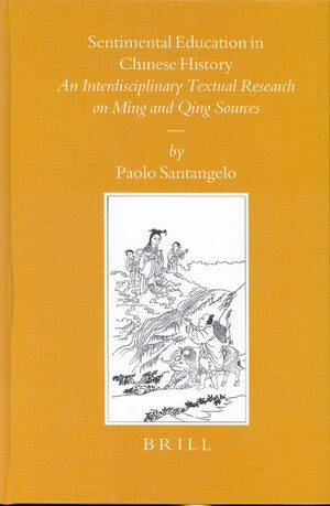 Sentimental Education in Chinese History