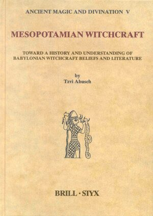 Cover Mesopotamian Witchcraft