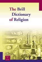 Cover The Brill Dictionary of Religion (4 vols)