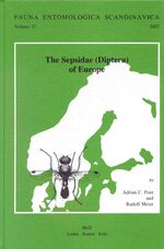 Cover The Sepsidae (Diptera) of Europe
