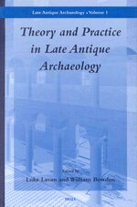 Cover Theory and Practice in Late Antique Archaeology