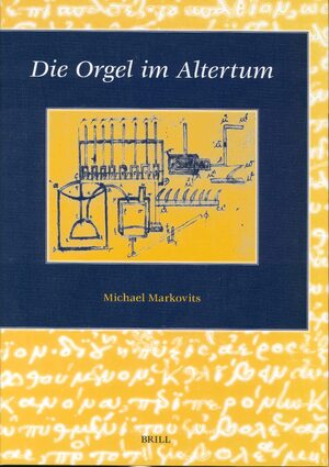 Cover Die Orgel im Altertum