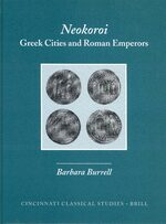 Cover Neokoroi: Greek Cities and Roman Emperors