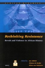 Cover Rethinking Resistance