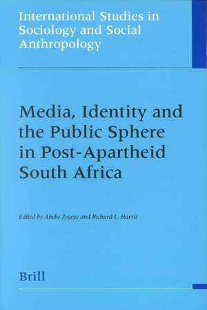 Cover Media, Identity and the Public Sphere in Post-Apartheid South Africa