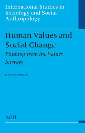 Cover Human Values and Social Change