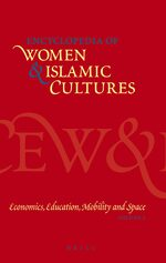 Cover Encyclopedia of Women & Islamic Cultures, Volume 4