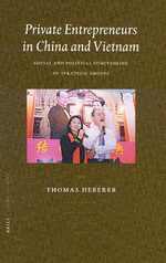 Cover Private Entrepreneurs in China and Vietnam