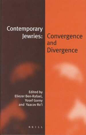 Cover Contemporary Jewries: Convergence and Divergence