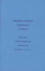Cover Theodoret of Cyrus