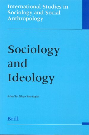 Cover Sociology and Ideology