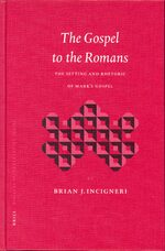 Cover The Gospel to the Romans