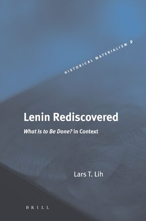 Cover Lenin Rediscovered