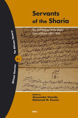 Cover Servants of the Sharia (2 vols)