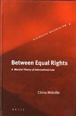 Cover Between Equal Rights