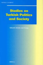 Studies on Turkish Politics and Society