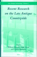 Cover Recent Research on the Late Antique Countryside