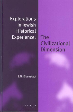 Cover Explorations in Jewish Historical Experience