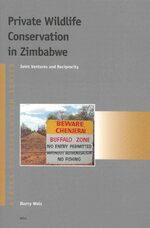 Cover Private Wildlife Conservation in Zimbabwe