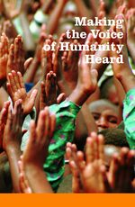Cover Making the Voice of Humanity Heard