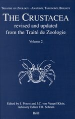 Treatise on Zoology - Anatomy, Taxonomy, Biology. The Crustacea, Volume 2