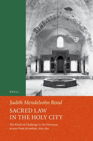Cover Sacred Law in the Holy City