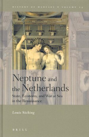 Cover Neptune and the Netherlands