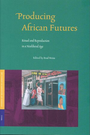 Cover Producing African Futures