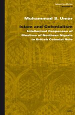 Cover Islam and Colonialism