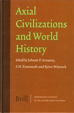 Cover Axial Civilizations and World History