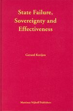 Cover State Failure, Sovereignty and Effectiveness