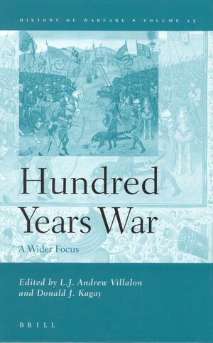 Cover The Hundred Years War