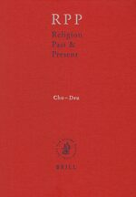 Cover Religion Past and Present, Volume 3 (Chu-Deu)